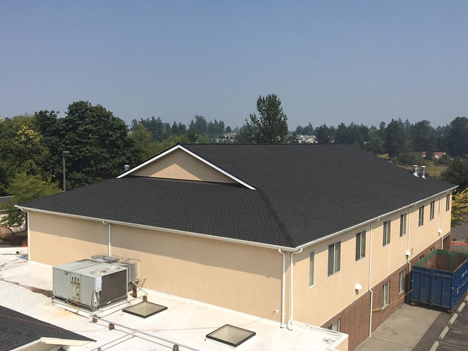 This Particular Project Was New Hope Presbyterian Church. This Was An 8,000  Square Foot Roof Area Which We Completed In 2.5 ...